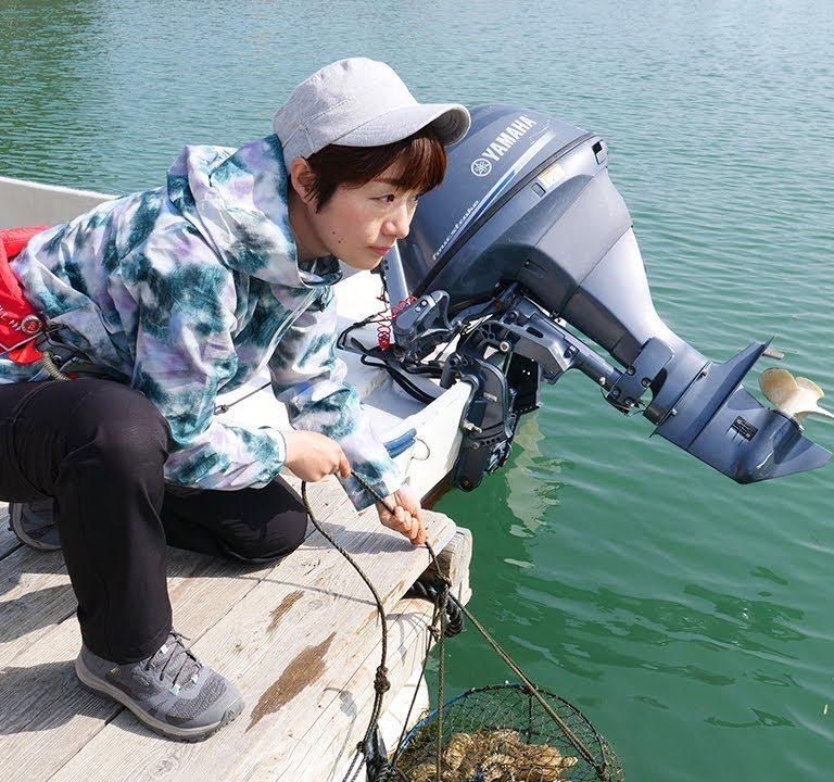 筏でかぶせ釣り(牡蠣チヌ)はクロダイだけじゃない!
